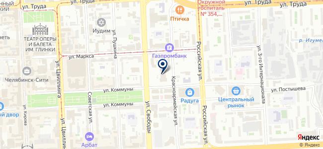 ПодъемПромСервис на карте