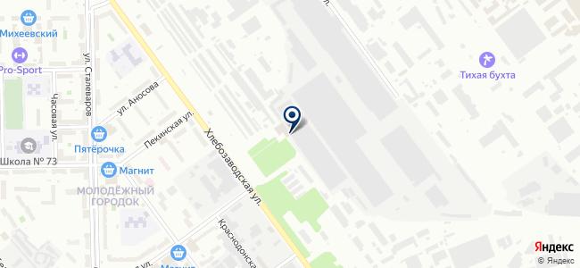 Osmont на карте