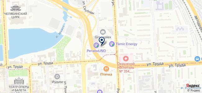 Гранит Информ на карте