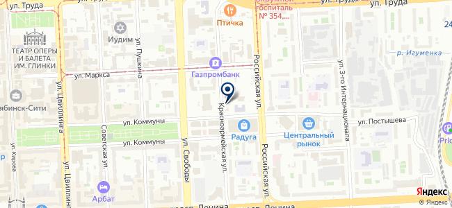 ОТВ, ООО на карте
