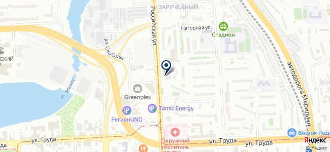 КТК-Сервис на карте