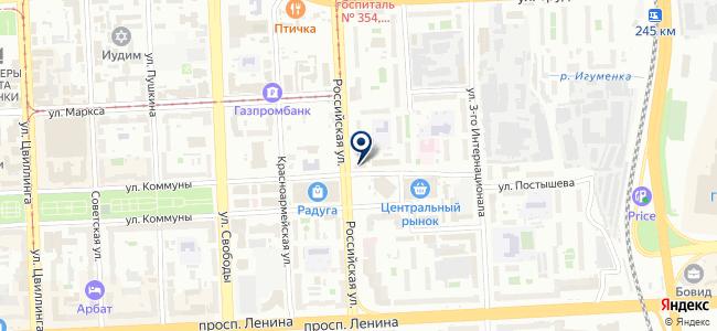 Пром-Кран, ООО на карте