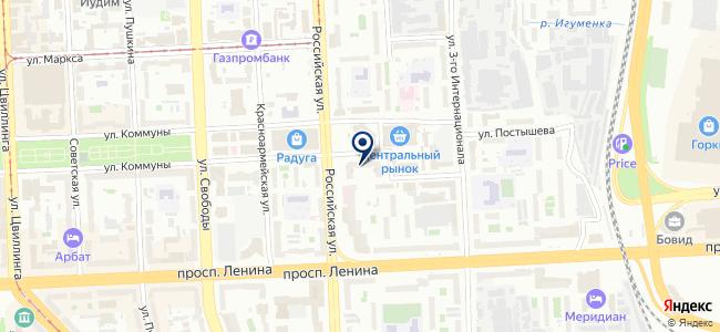 Кафт, ООО на карте