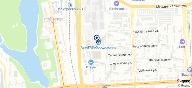 Мастерская по ремонту электро-бензоинструмента на карте