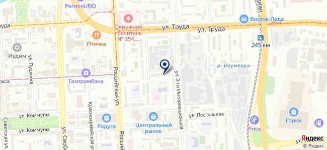 РосТендерГрупп, ООО на карте