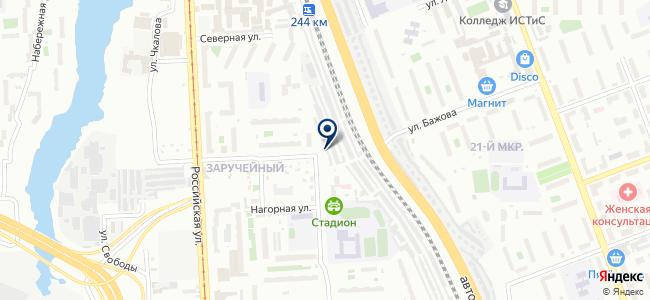 Центр Экспертизы, ООО на карте