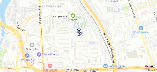 Линк-Сервис, ООО на карте