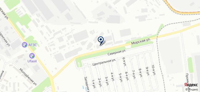 Электроторг на карте