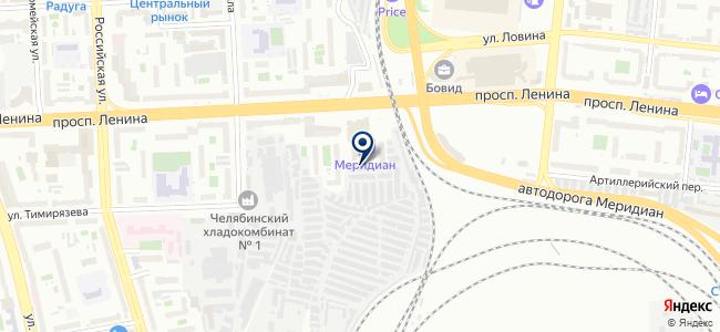 Главный инструментальщик на карте