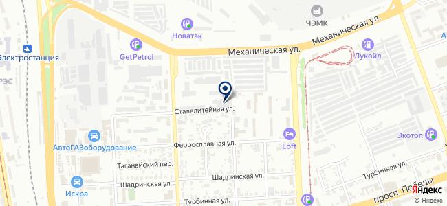 Строй-гарант, ООО на карте