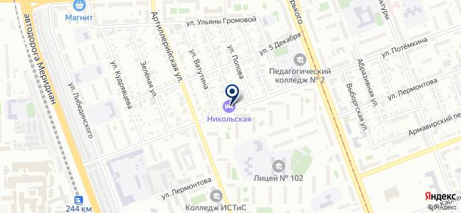 ВостокУралЭлектроМонтаж, ООО на карте