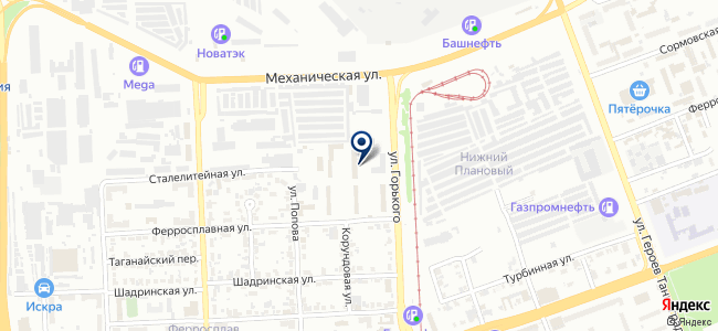 СКС-груп, ООО на карте