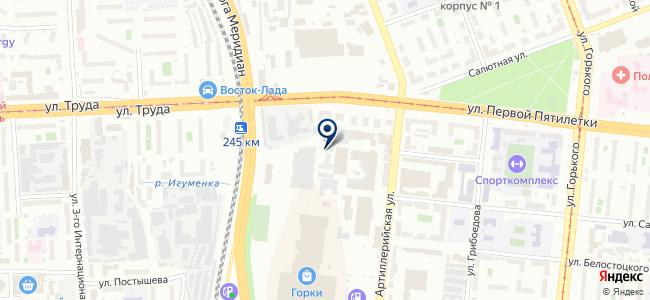 Стройреммонтаж, ООО на карте