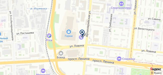 SM Auto на карте