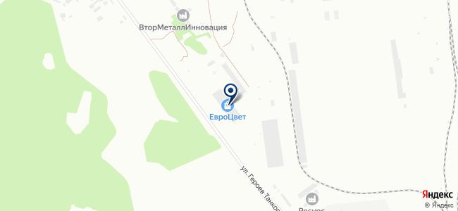 Южуралкабель, ООО на карте
