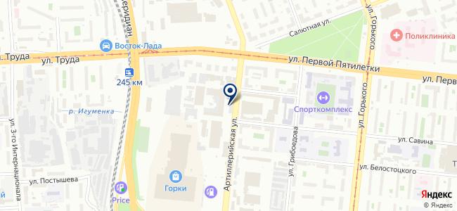 Витон, ООО на карте