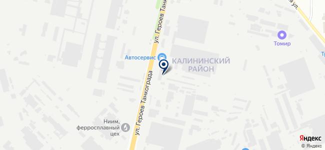 СервисЭнергоРемонт, ООО на карте