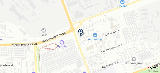 Приборы НК, ООО на карте
