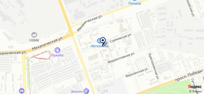 ЭНЕРГОАКТИВ, ООО на карте