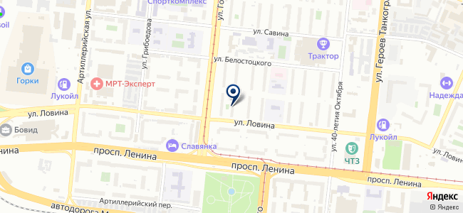 Сириус, ООО на карте