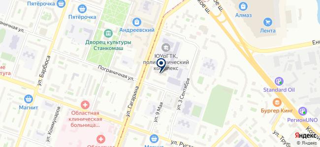 Лэдтехнолоджи, ООО на карте