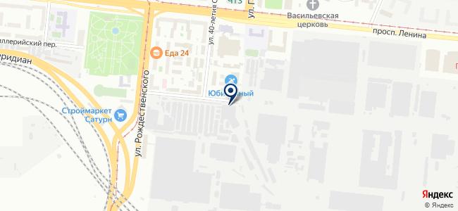 Оптимум-Свет, ООО на карте