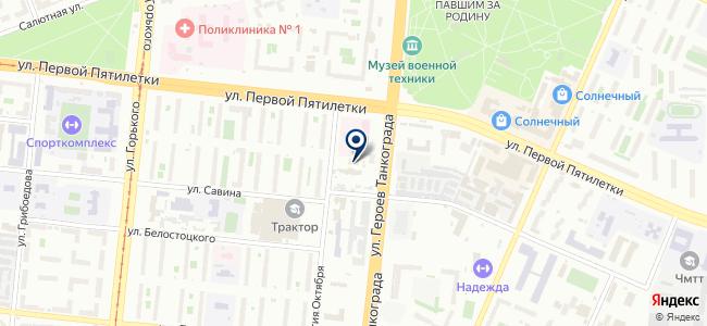Приводная техника, ООО на карте
