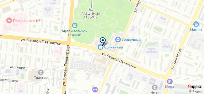 ТехМашГрупп, ООО на карте