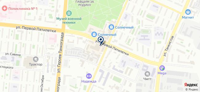 Прораб на карте