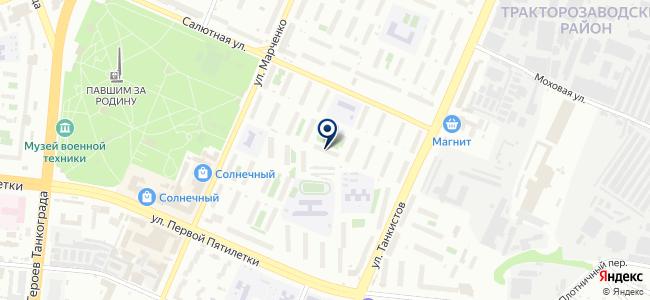 Компьютерные городские сети, ООО на карте