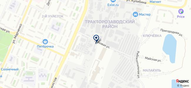 Экспонента, ООО на карте