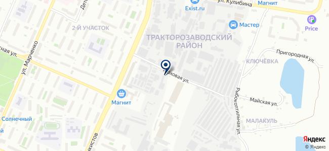 Спектр Инструмента, ООО на карте