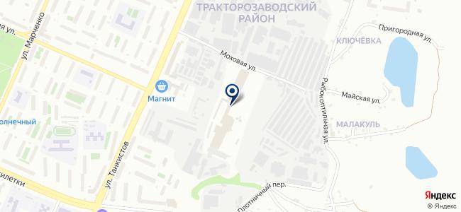 Андреев Е.Ю., ИП на карте