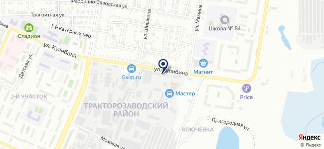 Содружество, ООО на карте