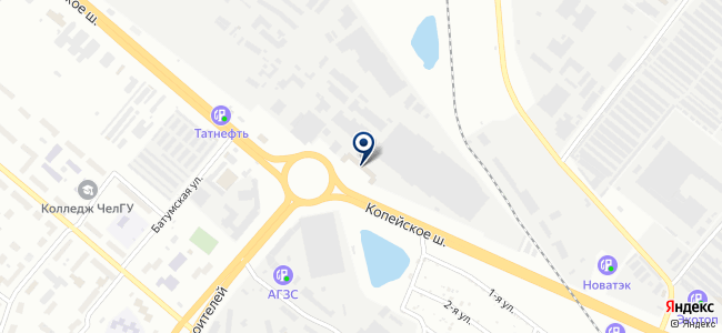 Центр Диагностики и Наладки, ООО на карте