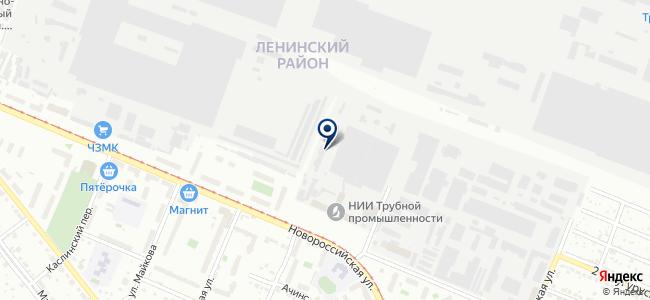 Эмик, ООО на карте