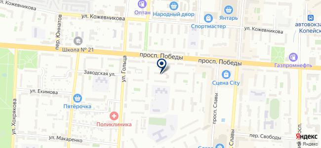Монтаж и наладка-2, ООО на карте