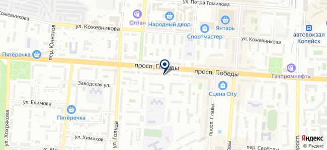 Магазин профинструмента на проспекте Победы, 19 на карте