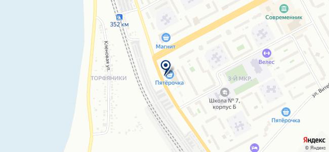 Бош-Курган на карте