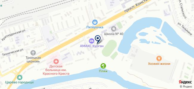 Плюс, ООО на карте