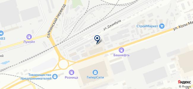 Hitachi плюс на карте