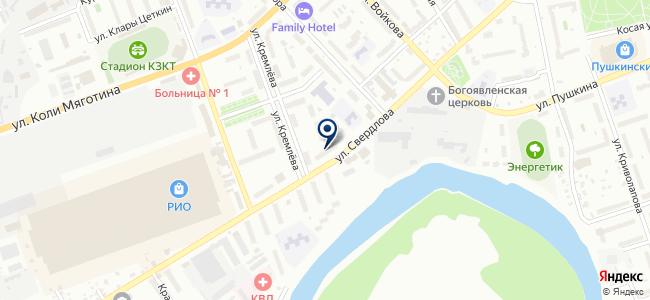 Химтес-Электро, ООО на карте