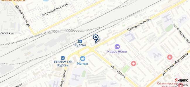 Батареечка на карте