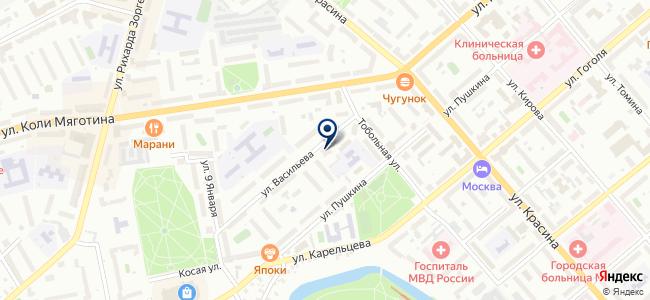 СОФТ, ООО на карте