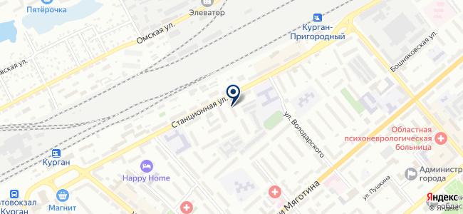 Урал Электро, ООО на карте