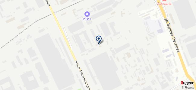 Монтажное управление №78, ОАО на карте