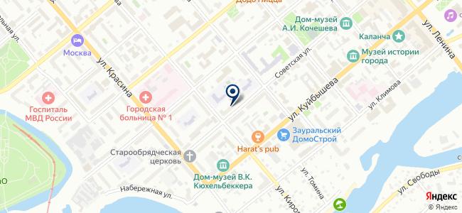 ТриАл, ООО на карте