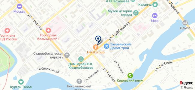 Орбита-Холдинг на карте