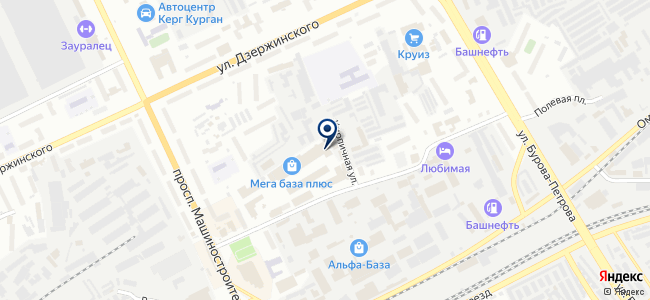 Альтроник, ООО на карте