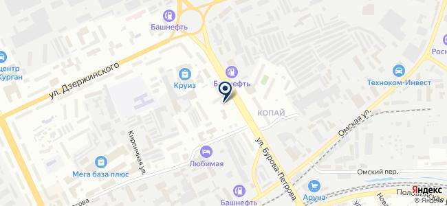 Лана, ООО на карте
